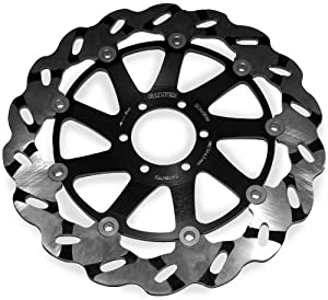 Galfer (DF076CRWI) Front Left Superbike Wave Rotor