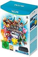 Super Smash Bros. + Adaptateur Manette Gamecube pour Wii U
