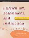 img - for Curriculum, Assessment and Instruction for Students with Disabilities (The Wadsworth Special Educator Series) by June Bigge (1999-02-04) book / textbook / text book