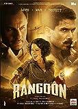 #3: Rangoon Hindi Movie DVD