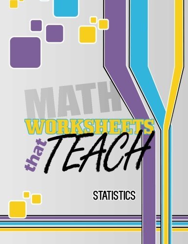 Worksheets That Teach: Statistics PDF