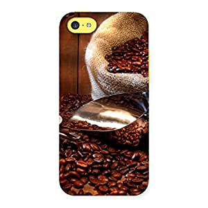 Ajay Enterprises Beans of cofie Back Case Cover for iPhone 5C