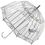 Birdcage parapluie