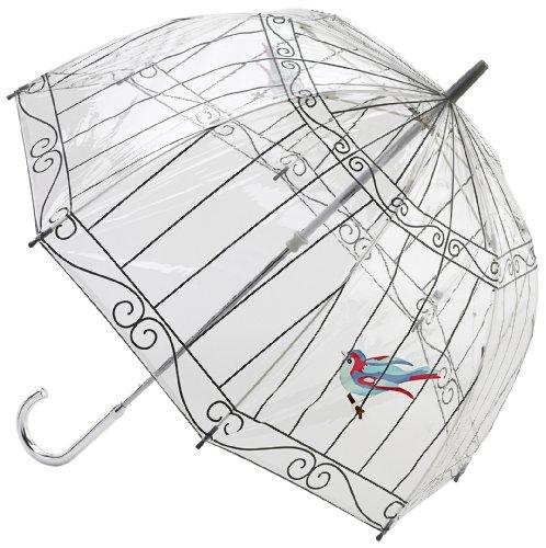Vogelkäfig Regenschirm von Lulu Guinness