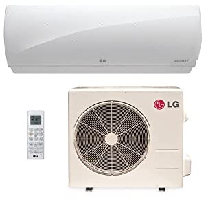 lg mini split air conditioner ls090hyv through the wall air conditioners. Black Bedroom Furniture Sets. Home Design Ideas