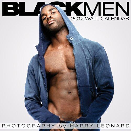Black Men 2012 Calendar