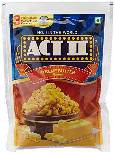 ACT II Xtreme Butter, 70g For Rs. 33