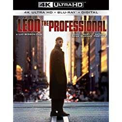 Leon The Professional [4K Ultra HD + Blu-ray]