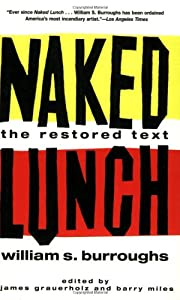 "Cover of ""Naked Lunch: The Restored Text&..."