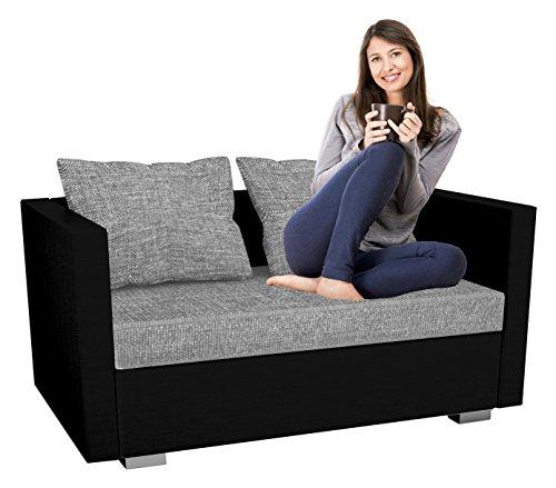 VCM-911662-2-er-Couch-Sinsa-Kunstleder-Sofa-mit-Schlaffunktion-schwarz