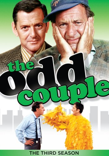 Cover art for  The Odd Couple - The Third Season