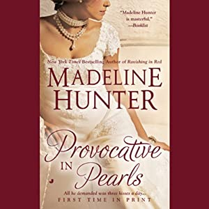Provocative in Pearls | [Madeline Hunter]