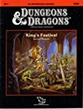 King's Festival (Dungeons and Dragons Module B11) (0880387467) by Sargent, Carl