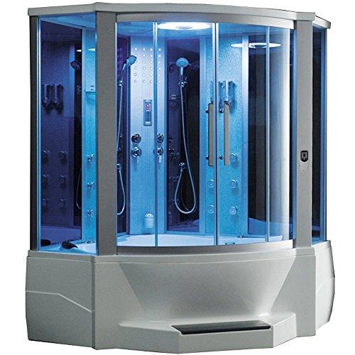 Ariel-WS-701-Steam-Shower-with-Whirlpool-Bathtub
