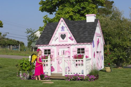 Little Cottage Playhouse front-1068748