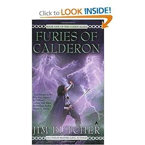Furies of Calderon (Codex Alera, Book 1)(Jim Butcher)