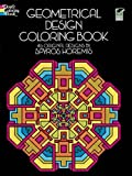 img - for Geometrical Design Coloring Book (Dover Design Coloring Books) book / textbook / text book