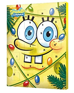 SpongeBob Schwammkopf Adventskalender