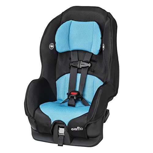 Evenflo-Tribute-LX-Convertible-Car-Seat-Neptune