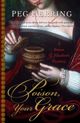 Image for Poison, Your Grace (Five Star Mystery Series)