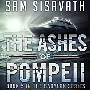 The Ashes of Pompeii Audiobook
