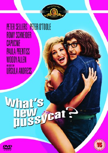 Whats New Pussycat? [DVD] [1965]