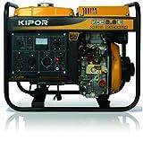 KIPOR ディーゼルエンジン発電機 KDE2.0E(60Hzモデル) 西日本地域専用
