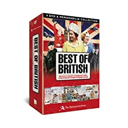 Best of British Memorabilia Set
