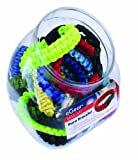 eGear Survival Essentials Para Bracelet, Bright (8-Inch), Pack of 24