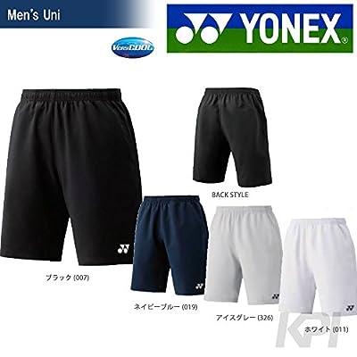 ヨネックス(Yonex) ジュニア ハーフパンツ 15048j 007 ブラック J130