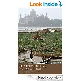 Subalterns and Raj: South Asia since 1600