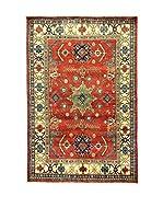 L'Eden del Tappeto Alfombra Uzebekistan Multicolor 248  x  165 cm