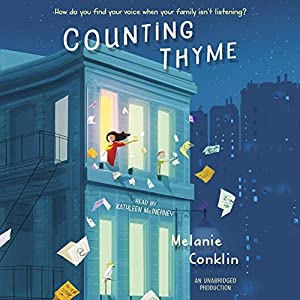 Counting Thyme Audiobook