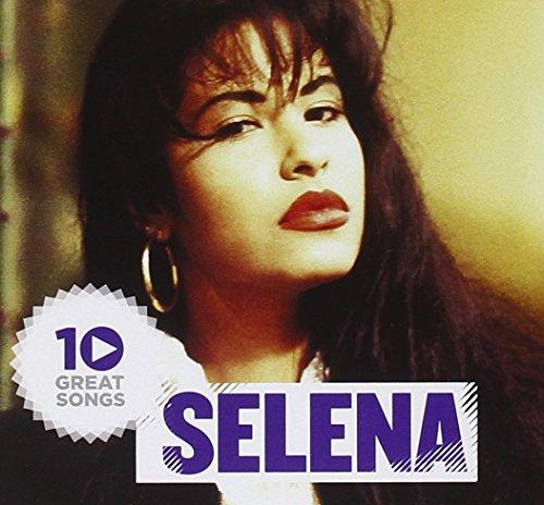 CD : Selena - 10 Great Songs (CD)