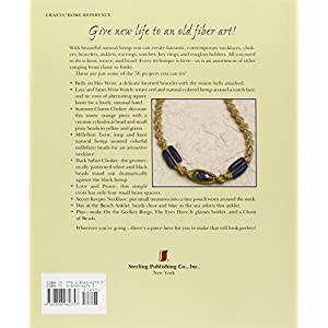 Making Beautiful Hemp & Bead Jewelry (Jewelry Crafts)