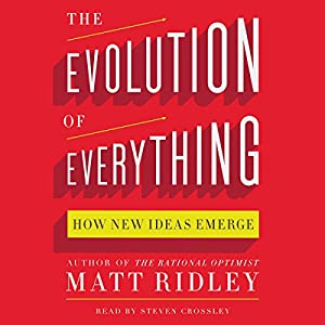 The Evolution of Everything | Livre audio