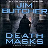 img - for Death Masks: The Dresden Files, Book 5 book / textbook / text book