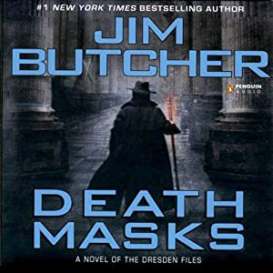 Death Masks Audiobook