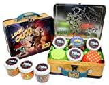 Disney Toy Story Cupcake Kit in Collectible Tin #1 by Crispie Sweets - Sprinkles and Baking Cups Set