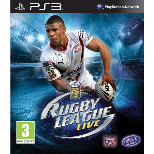 Rugby League Live front-329232