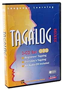 Language Learning Tagalog (Deluxe Version) - The Interactive Course