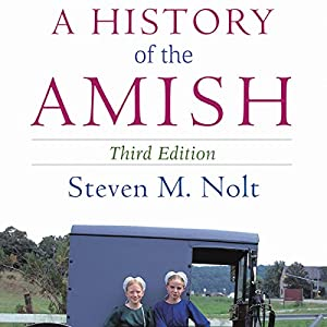 A History of the Amish Audiobook