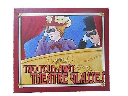 Perisphere And Trylon Games Two Fold Away Theatre Glasses - 1