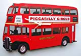 Piccadilly Circus London Bus Clock - LS19