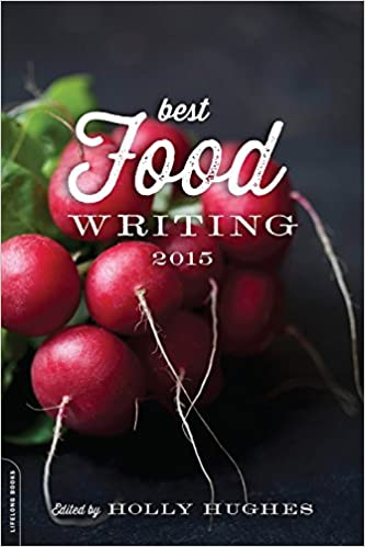 Cover of Best Food Writing 2015.