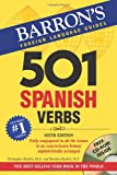 Barron's Foreign Language Guides:  501 Spanish Verbs  (Book & CD-ROM)