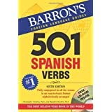 501 Spanish Verbs (501 Verbs) (6th Edition)by Christopher Kendris