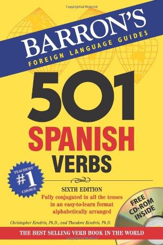 501 spanish verbs (501 Verbs)