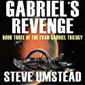 Gabriel's Revenge: Evan Gabriel Trilogy, Book 3 (       UNABRIDGED) by Steve Umstead Narrated by Ray Chase