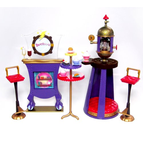 Bratzillaz Cafe Zap Playset - 1